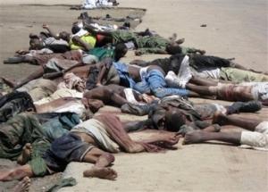 Boko Haram Mayhem